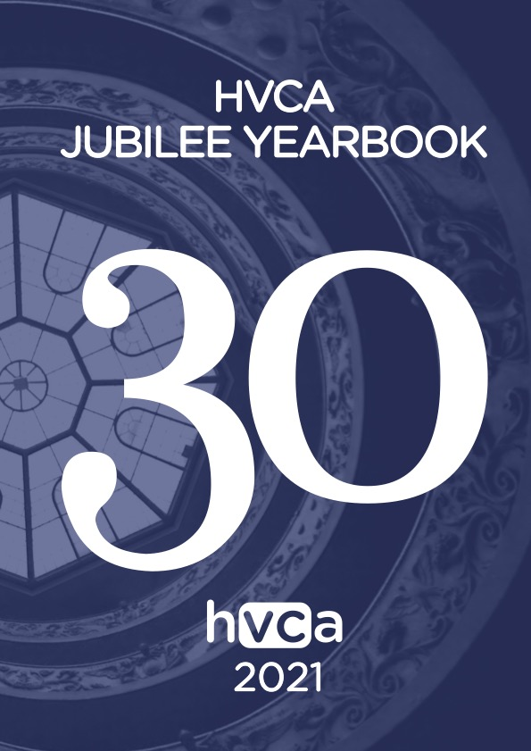 HVCA Jubilee 30 Years Yearbook 2021