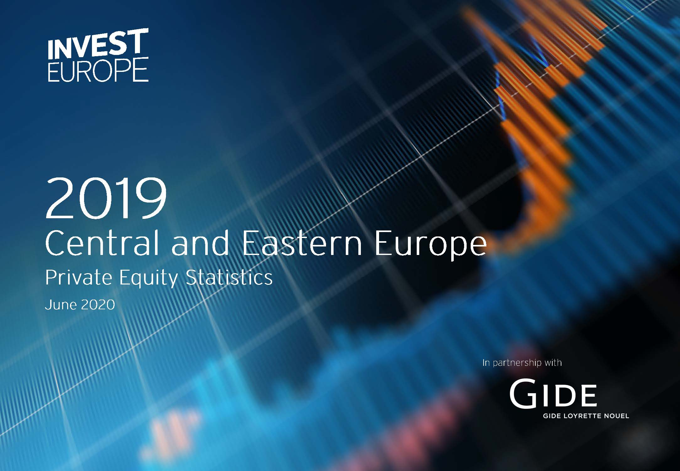 Invest Europe - 2019 Central and Eastern Europe Private Equity Statistics